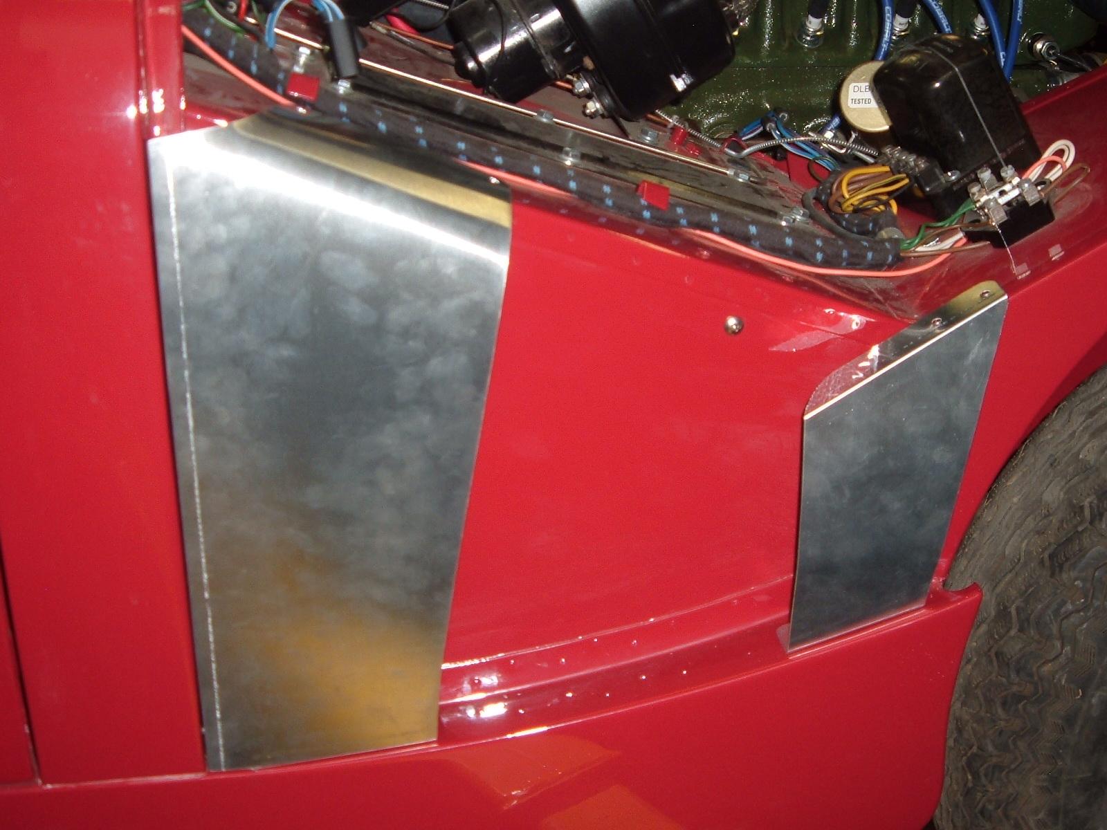 Fiberglass | Speedwell Engineering