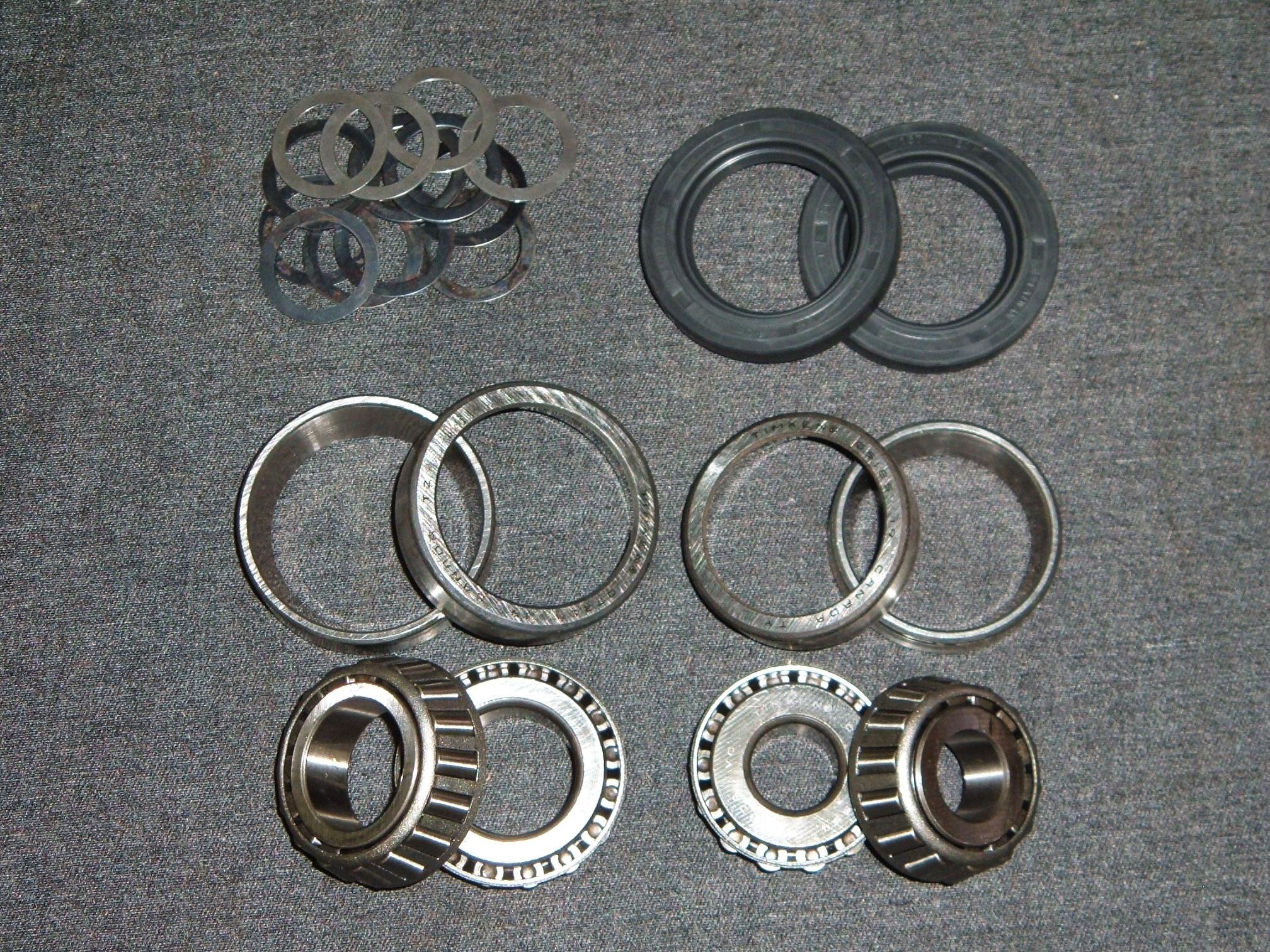 Yamaha Rhino Wheel Bearing Spacer